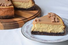 Caramel Cheesecake - Powered by @ultimaterecipe