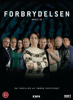 Forbrydelsen (2007 -) de Søren Sveistrup, avec avec Sofie Gråbøl, Lars Mikkelsen et Bjarne Henriksen.