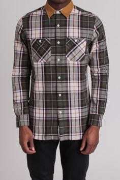 Woolf Henry Shirt - $39 JackThreads