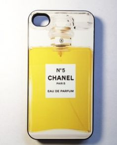 Chanel Perfume bottle iphone 4 case