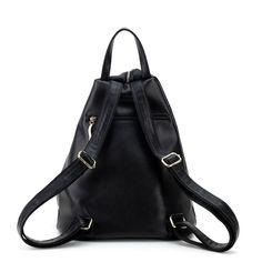 3bc140511 13 imágenes estupendas de Mochila   Elegant woman, Leather backpacks ...