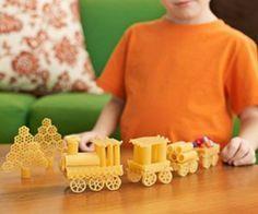 pasta train building