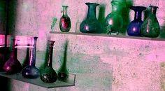 Unguentarium #anatolian #history #archeology #museum  #glass