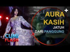 Aura Kasih Jatuh dari Panggung - CumiFlash 22 November 2016 - Beken.id