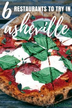 It's hard to choose Asheville best restaurants because there are so many great places to choose from. These NC spots have amazing food, craft beer, and lovely settings so it's perfect for travel. Definitely visit Asheville North Carolina and let me know Asheville Food, Asheville Restaurants, Visit Asheville, Asheville Hiking, Top Restaurants, Ashville North Carolina, Ashville Nc, Maggie Valley North Carolina, South Carolina