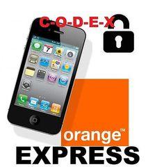 LIBERAR IPHONE 3GS 4 4S 5 5S 5C ORANGE ESPAÑA ESPANA POR IMEI INSTANT 1H