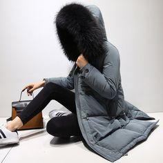 Утолщенный длинный женский пуховик со съемным капюшоном однотонный купить в русскоязычном Таобао - Tao.ru, магазине товаров из Китая, как Алиэкспресс, только надежнее!