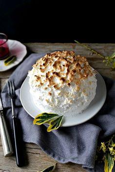 Baked Alaska - Basta Cheio