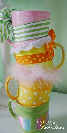 TiTi's TuTu's: Alice in Wonderland Tea Party