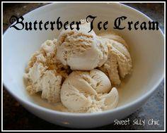 butterbeer ice cream