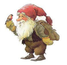 Gnome - Looks like Kjel Midthun?