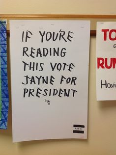 campaign student council posters - Google Search                                                                                                                                                     More