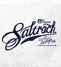 Saltrock Corp Tee prints by Neil Beech