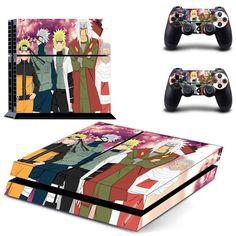 Faceplates, Decals & Stickers Bright Naruto Anime Uchiha Sasuke Sakura Skin Sticker Decal Protector Xbox One S Slim