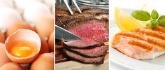 Dieta das proteínas: veja alimentos que você pode ou não consumir em cada fase do método criado pelo nutricionista Pierre Dukan