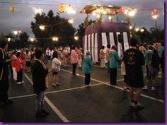 Bon Dance - Seasonal - Various locations
