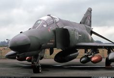 McDonnell Douglas F-4E Phantom II - Turkey - Air Force | Aviation Photo #0319467 | Airliners.net