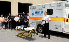 EMS wins award for heart attack treatment