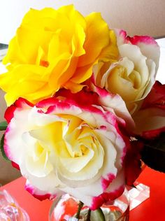 Roses from Omie's