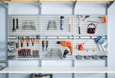26 Best Elfa Garaż Images On Pinterest Organization Ideas Garage