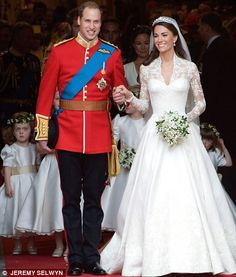 Yeaap! I'm kind of fan of the royal family ...Kate and Will