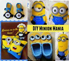 DIY Minion Mania
