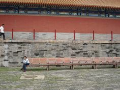 Beijing...  was I thinking about......?
