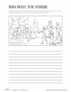 Help with dissertation writing zombie story