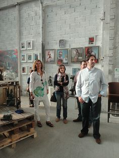 Muestra Artshow Collective  Zorrozaurre Bilbao