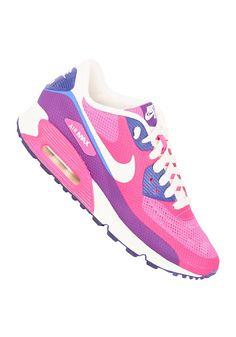 NIKE SPORTSWEAR Womens Air Max 90 HYP Premium pink flash/sl/pnk flsh/hypr #planetsports
