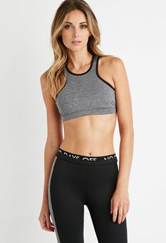 High Impact - Racerfront Sports Bra - Activewear - 2000174820 - Forever 21 EU English