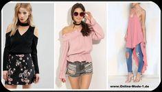 Damen T-Shirt günstig online Kaufen   Online Mode 1