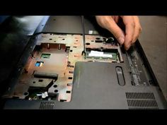 Desarmar notebook HP Pavilion G7 2251dx