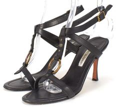 Pre-owned - Patent leather sandals Ralph Lauren wklVkWNF9b