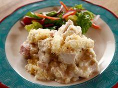 Get Chicken Cordon Bleu Casserole Recipe from Food Network