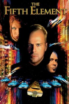 The Fifth Element - Luc Besson
