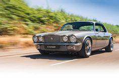 Jaguar XJC Restomod created by Hinckley-based Retropower Vintage Sports Cars, Retro Cars, Classic Trucks, Classic Cars, Ultimate Garage, Xjr, Cars Uk, Drifting Cars, Classic Motors