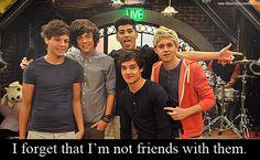 Seriously. I feel like I know them.