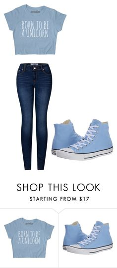 """Untitled #207"" by cruciangyul on Polyvore featuring Converse and 2LUV"