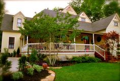 McKinney Bed and Breakfast - the newest tourism partner in McKinney. LOVELY place and LOVELY hosts!