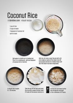 Coconut Rice Recipe (Half the Calories