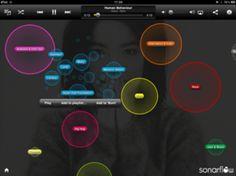 Tooltip #108 Op een visuele manier nieuwe muziek ontdekken met sonarflow