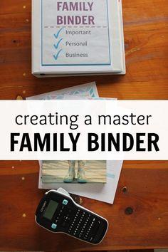 Creating a master fa