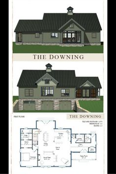 1870 sq ft of small barn home lofted ceiling living space. Visit to see more, including downloadable floor plans.