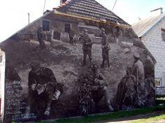 murale w Łódzi - Szukaj w Google