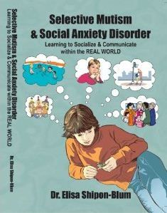 Selective Mutism & Social Anxiety Disorder: Learning to Socialize & Communicate within the REAL WORLD (CD) -= - Pinned by @PediaStaff – Please visit http://ht.ly/63sNt for all (hundreds of) our pediatric therapy pins