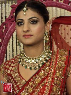 Indian bridal jewellery tbz