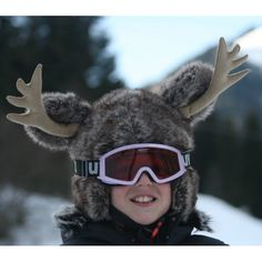 Headztrong Helmet Covers Are The Coolest Fashions To Hit The Slopes - Child Mode. I can see a crochet version