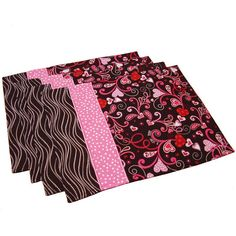 valentine placemats | Whimsical Hearts, Valentine Placemats, Valentine Decor