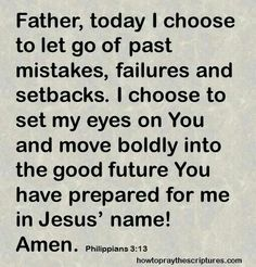 Todays prayer
